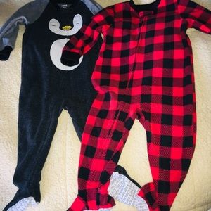 Set of 2 - Brand New Toddler Onesies!!